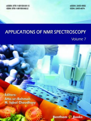 cover image of Applications of NMR Spectroscopy, Volume 7