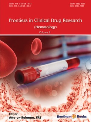 cover image of Frontiers in Clinical Drug Research – Hematology, Volume 2