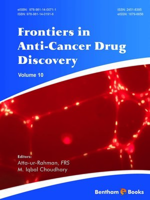 cover image of Frontiers in Anti-Cancer Drug Discovery, Volume 10
