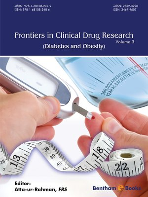 cover image of Frontiers in Clinical Drug Research - Diabetes and Obesity, Volume 3