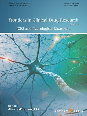 cover image of Frontiers in Clinical Drug Research, Volume 4