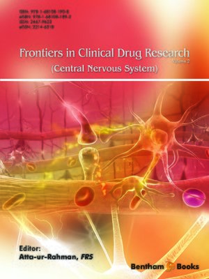 cover image of Frontiers in Clinical Drug Research: Central Nervous System, Volume 2