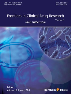 cover image of Frontiers in Clinical Drug Research - Anti Infectives, Volume 4