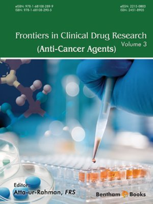 cover image of Frontiers in Clinical Drug Research, Volume 3