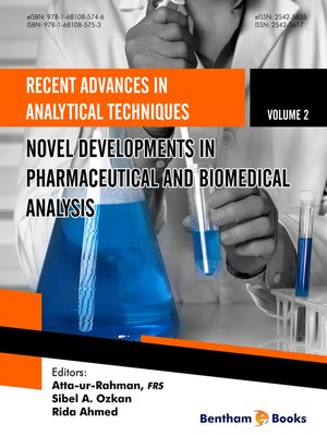 cover image of Recent Advances in Analytical Techniques, Volume 2