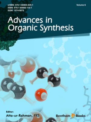 cover image of Advances in Organic Synthesis