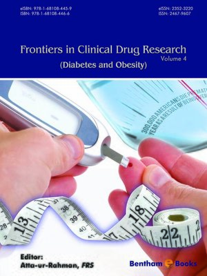 cover image of Frontiers in Clinical Drug Research - Diabetes and Obesity, Volume 4