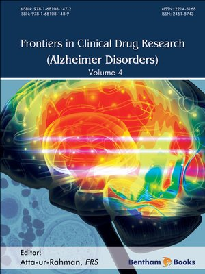 cover image of Frontiers in Clinical Drug Research- Alzheimer Disorders, Volume 4