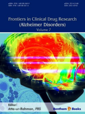 cover image of Frontiers in Clinical Drug Research - Alzheimer Disorders, Volume 7