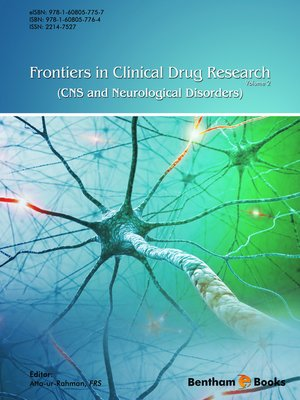 cover image of Frontiers in Clinical Drug Research, Volume 2