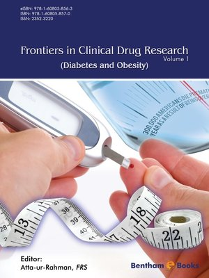 cover image of Frontiers in Clinical Drug Research - Diabetes and Obesity, Volume 1
