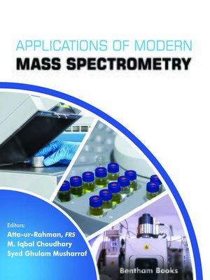 cover image of Applications of Modern Mass Spectrometry, Volume 1