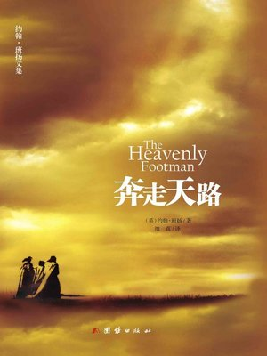 cover image of 奔走天路