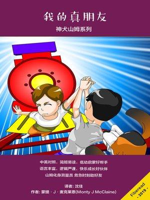 cover image of 我的真朋友 (Kinda Friends)