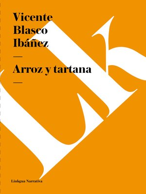 cover image of Arroz y tartana