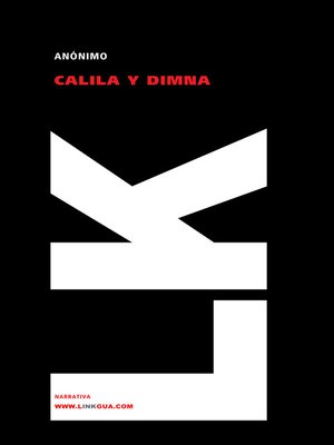 cover image of Calila y Dimna