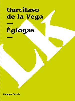 cover image of Églogas