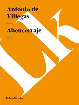 cover image of Abencerraje