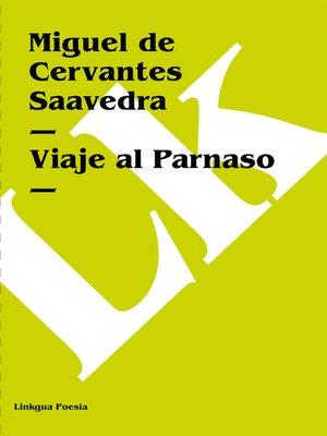cover image of Viaje al Parnaso