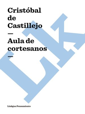 cover image of Aula de cortesanos