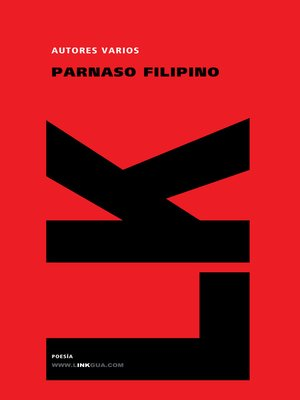 cover image of Parnaso filipino