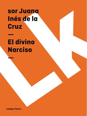 cover image of El divino Narciso