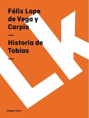 cover image of Historia de Tobías