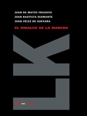 cover image of El hidalgo de la Mancha