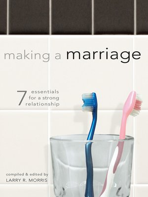cover image of Making a Marriage