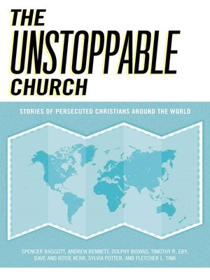 cover image of The Unstoppable Church