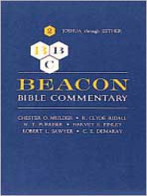cover image of Beacon Bible Commentary, Volume 2
