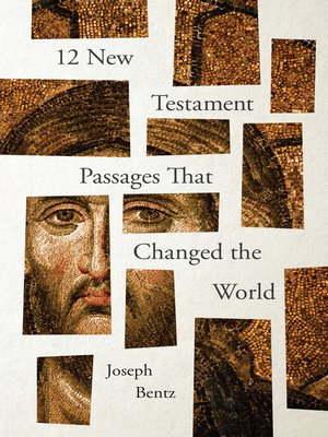 cover image of 12 New Testament Passages That Changed the World