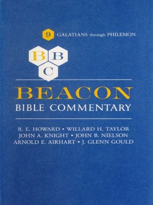 cover image of Beacon Bible Commentary, Volume 9