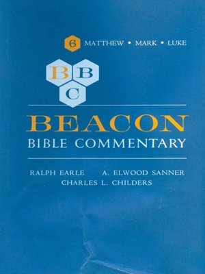 cover image of Beacon Bible Commentary, Volume 6