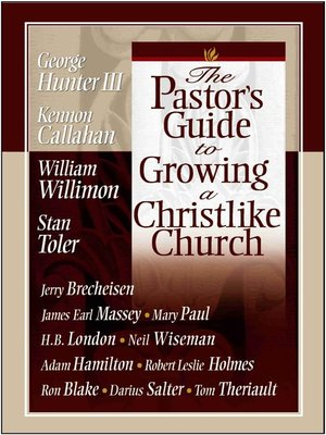 cover image of The Pastor's Guide to Growing a Christlike Church