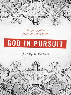 cover image of God in Pursuit