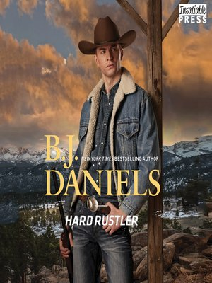 cover image of Hard Rustler
