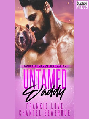 cover image of Untamed Daddy