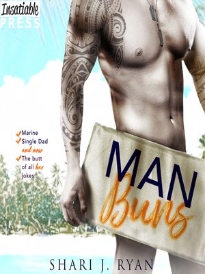 cover image of Man Buns