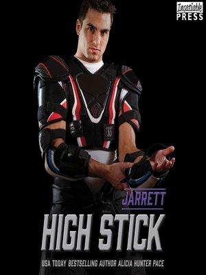 cover image of High Stick: Jarrett
