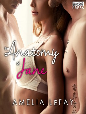 cover image of The Anatomy of Jane