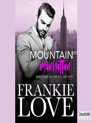 cover image of Mountain Manhattan