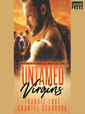 cover image of Untamed Virgins