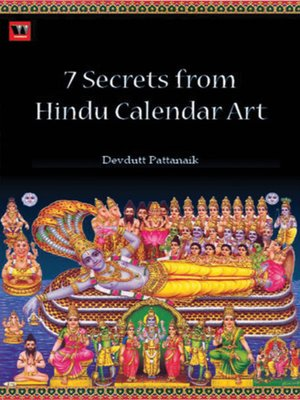 cover image of Seven Secrets from Hindu Calendar Art