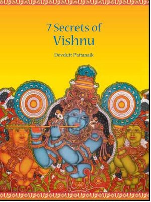 cover image of Seven secrets of Vishnu