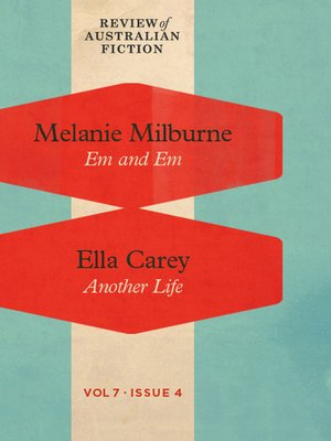 cover image of Review of Australian Fiction, Volume 7, Issue 4