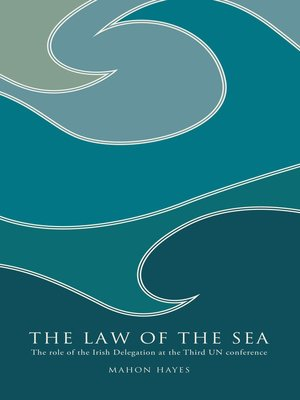 cover image of The Law of the Sea