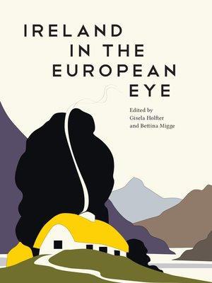 cover image of Ireland in the European Eye
