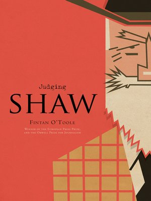 cover image of Judging Shaw