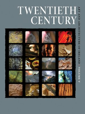 cover image of Art and Architecture of Ireland Volume V